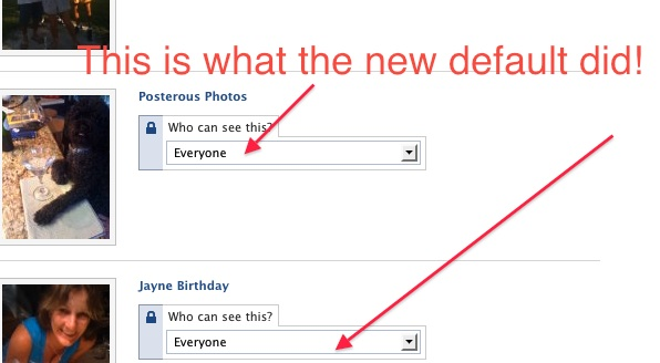 how to set up a private group on facebook