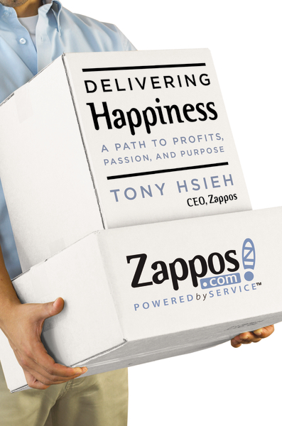 What Law Firms Can Learn About Delivering Happiness from Tony Hsieh | CEO Zappos
