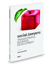 social.lawyers jayne Navarre, Author