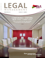 Just Being Social | by Jay Strother for Legal Management March/April Edition