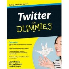 Twitter for dummies_