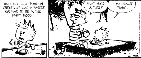 Calvin_procrastination